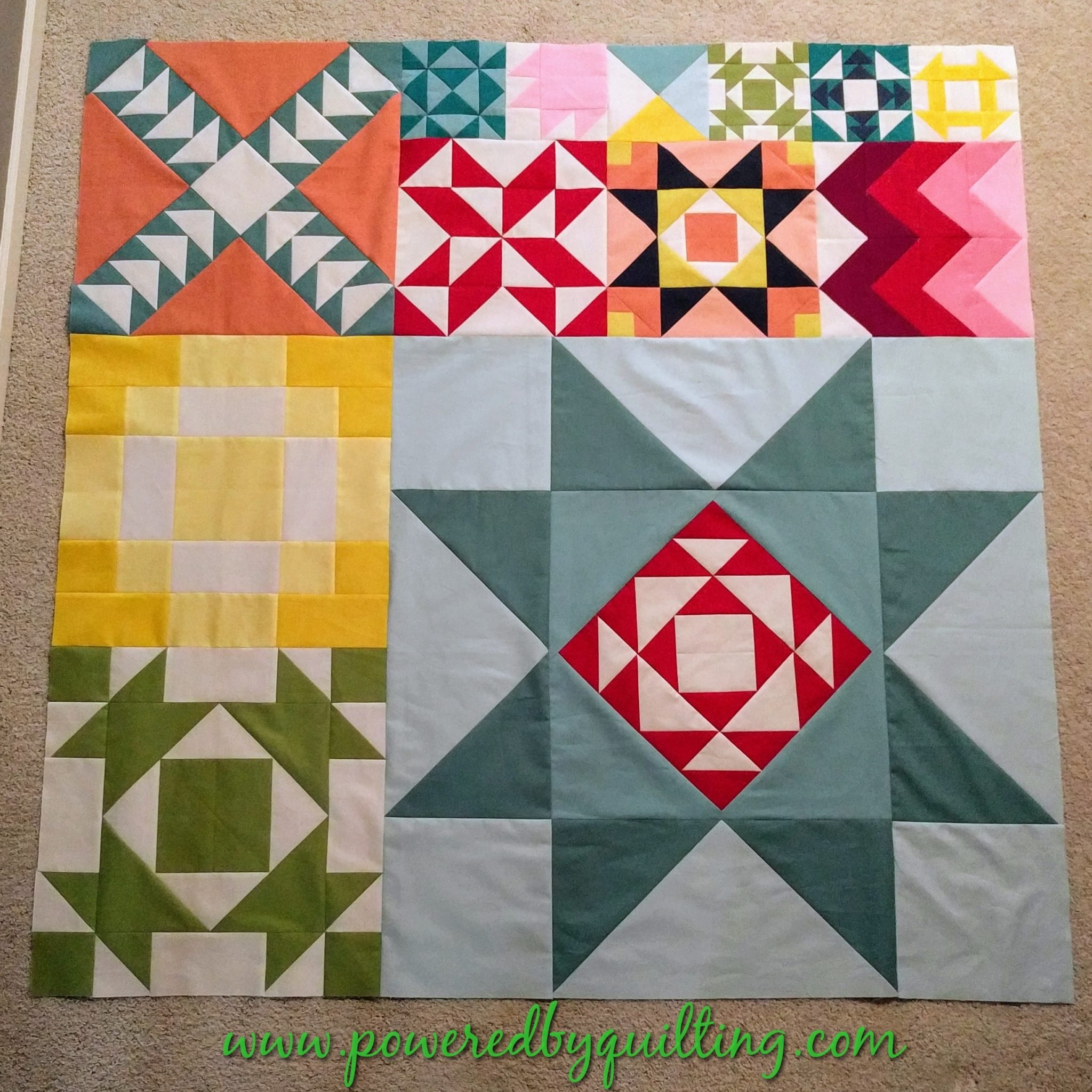 Moda modern building blocks quilt tips and tricks for Modern house quilt block
