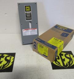 new in box square d qo3100bns 100 amp  [ 1110 x 898 Pixel ]