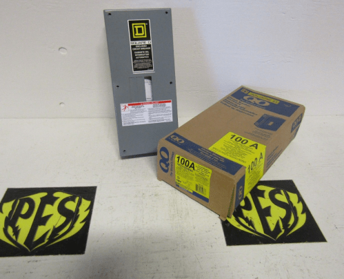 small resolution of new in box square d qo3100bns 100 amp