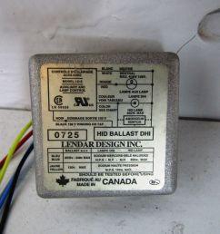 lendar design ld 2 120 volt 400 watt dhi hid ballast [ 1599 x 1200 Pixel ]