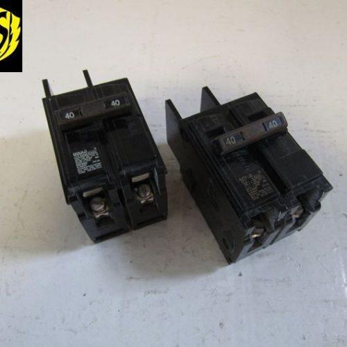 Details About Siemens Q240 40amp 2 Pole 240volt Circuit Breaker