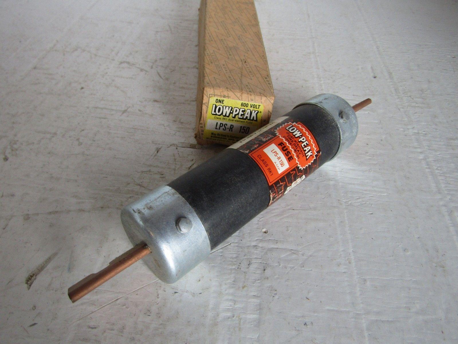 hight resolution of new bussmann lps r150 150 amp