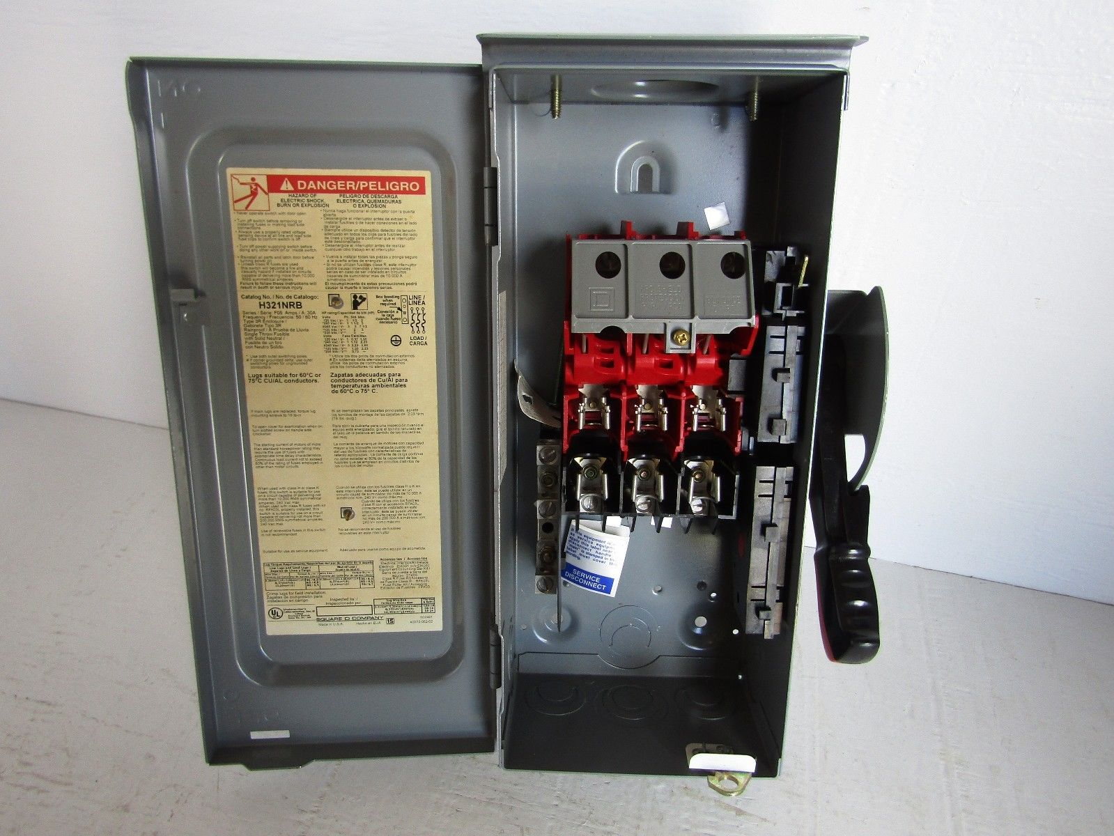 Electrical Disconnect Fuse Box Photo Gallery And Image Library