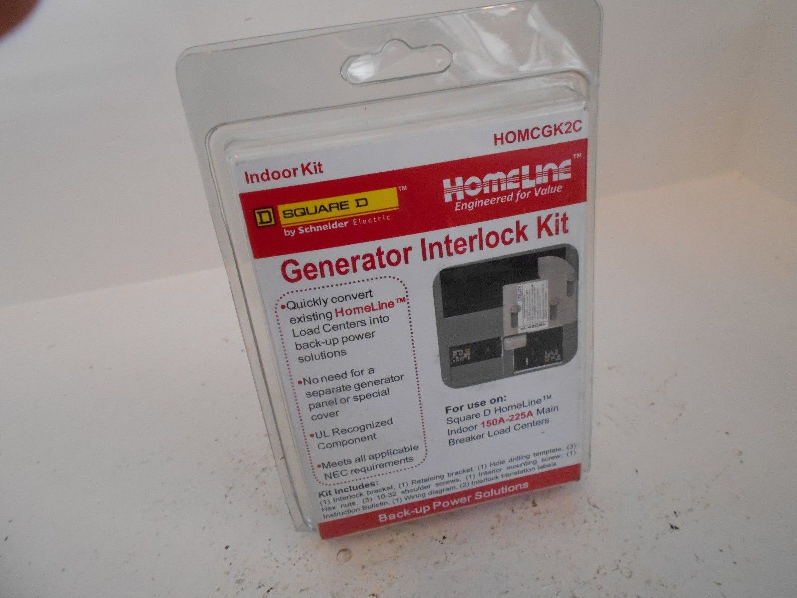 hight resolution of price drop new square d homcgk2c generator interlock