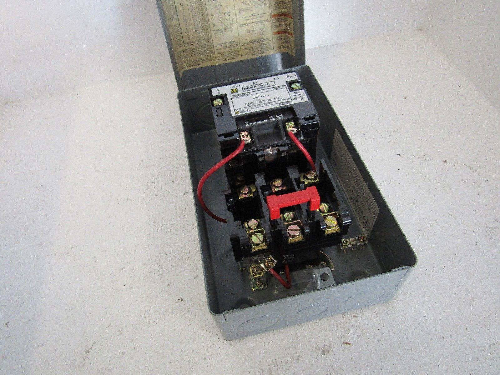 pdf square d motor starter wiring diagram 120 volt coil gallery Square D Schematics  Nema 1 Starter Diagram Square D 8965R010 Wiring Schematic Starter Circuit Wiring Diagram