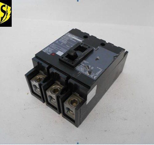 Details About Square D 125 Amp 3 Pole 240 Volt Circuit Breaker
