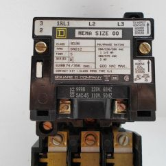 3 Pole Contactor 120v Coil Wiring Diagram Gmc Trailer Plug Single Phase Motor Diagrams 120 Volt 480