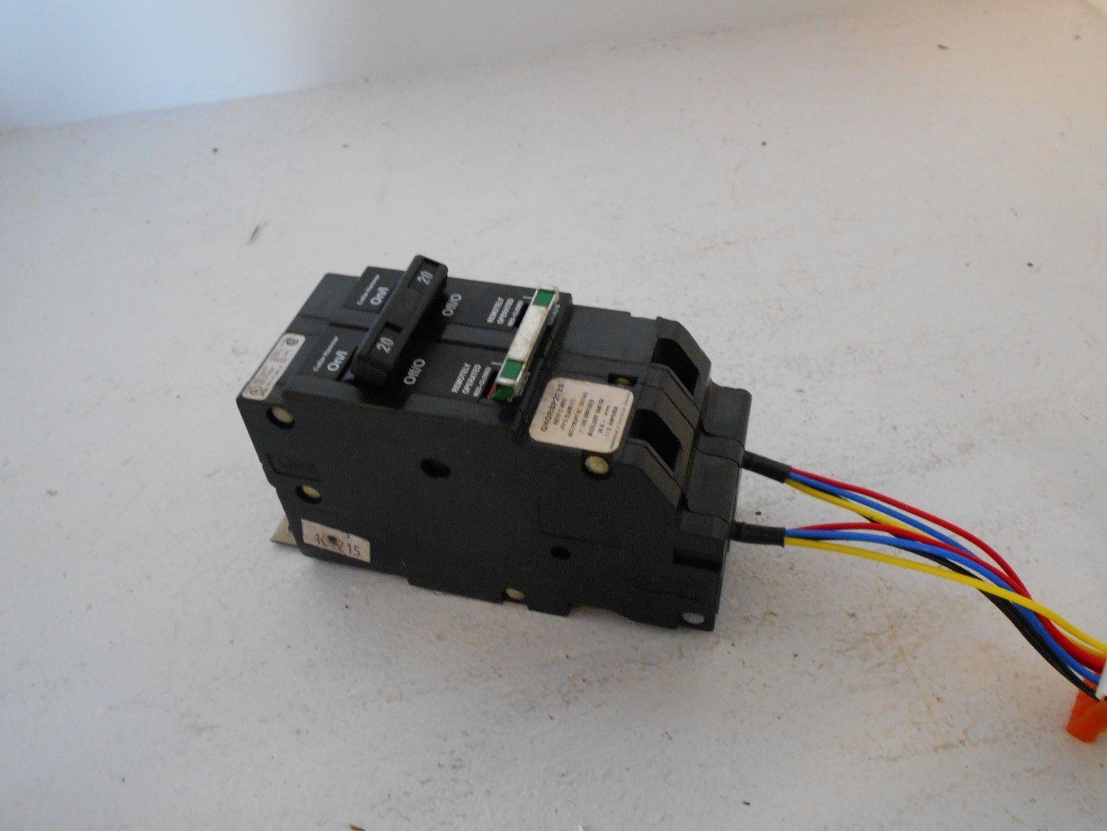 hight resolution of new cutler hammer eaton ghqrsp2020 2 pole 20 amp