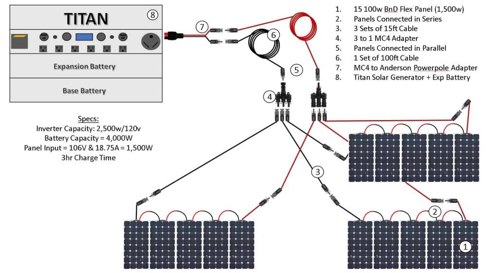 medium resolution of titan 1500 kit diagram