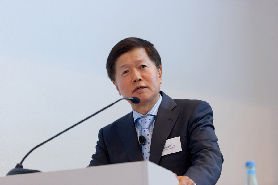 Chung Hoon Lee, Founder and CEO of Seoul Semiconductor
