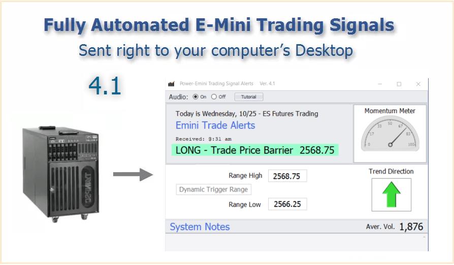 power emini desktop software
