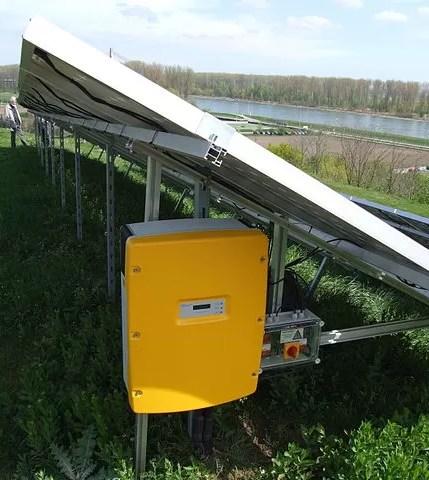 Los inversores de energía solar