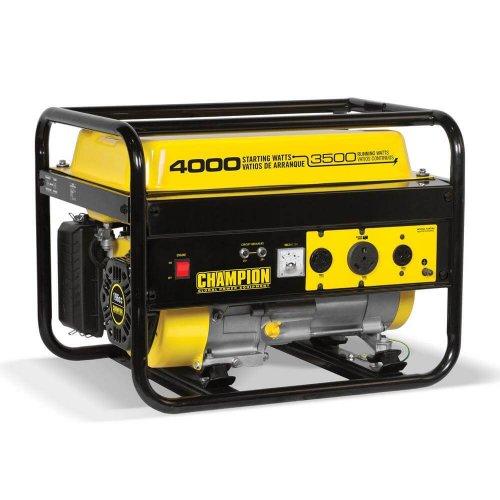 A 3500 Watt Generator Rewiew