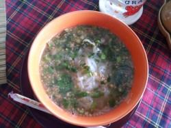 {Sukhothai} And, finally, Sukhothai's famous noodle soup
