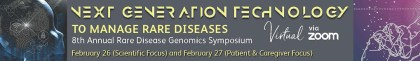 Next Generation Technology to manage rare diseases