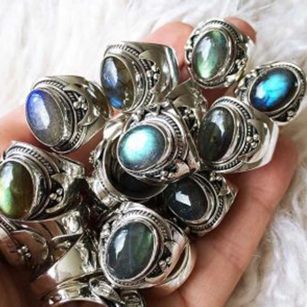 Spiritual Magic rings for Protection