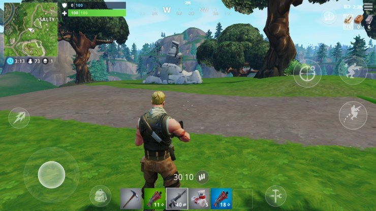 Fortnite llega a Android en invierno - Power Gaming Network