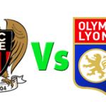 OGC NICE Vs LYON 3-0