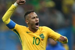 Neymar made the show