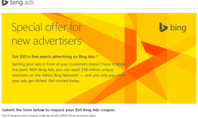 Awesome FREE PPC Coupons 11