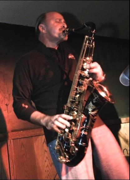Nick D'Amico Saxophone