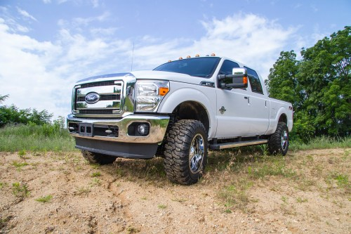 small resolution of bds 2 5 coil spring lift 2011 2016 ford f250 f350