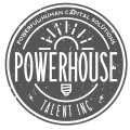 Powerhouse Talent Inc. logo. An employer branding agency located in Toronto.