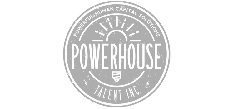 The logo for Powerhouse Talent Inc. A Toronto based employer branding agency.