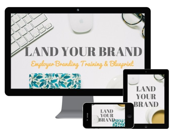 Image of Land Your Brand Employer Brand Training