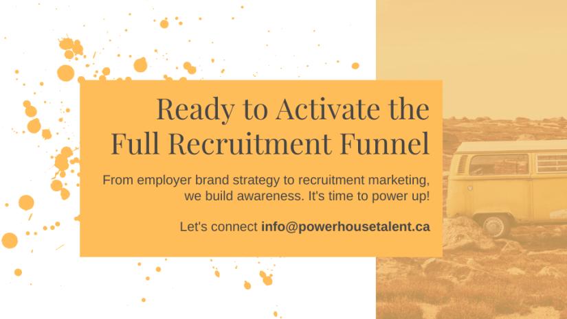 Employer Brand and recruitment marketing agency