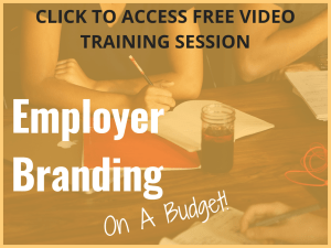 Employer Branding on a budget video training