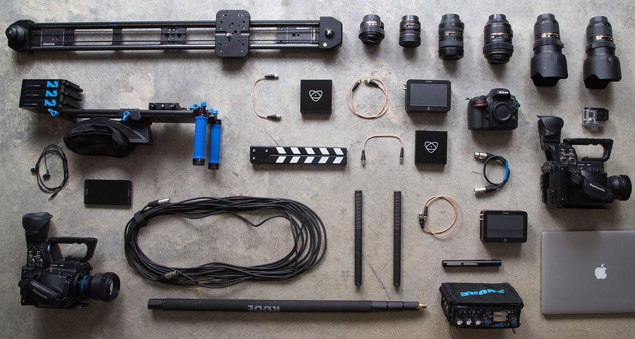 recruitment videos equipment