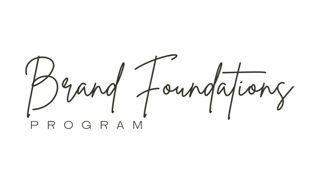 Brand foundations employer branding program