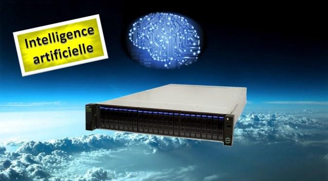Power IC922 et Intelligence Artificielle