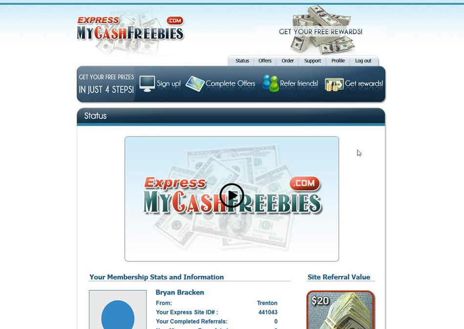 MyCahsFreebies – Get a Godaddy Domain at a discounted price so cool
