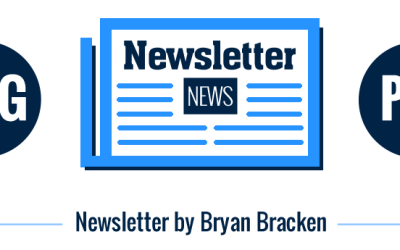 Tuesday's Newsletter by Bryan Bracken #44