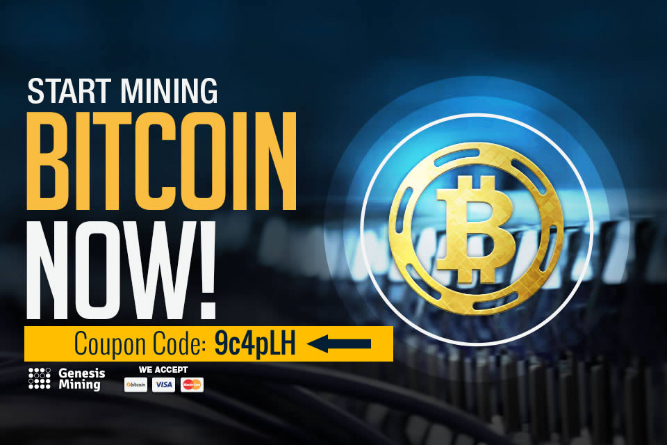 Genesis Mining Coupon Code – Mine Bitcoin and Altcoins and Save