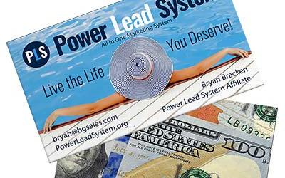 I am considering some new pages for the Power Lead System