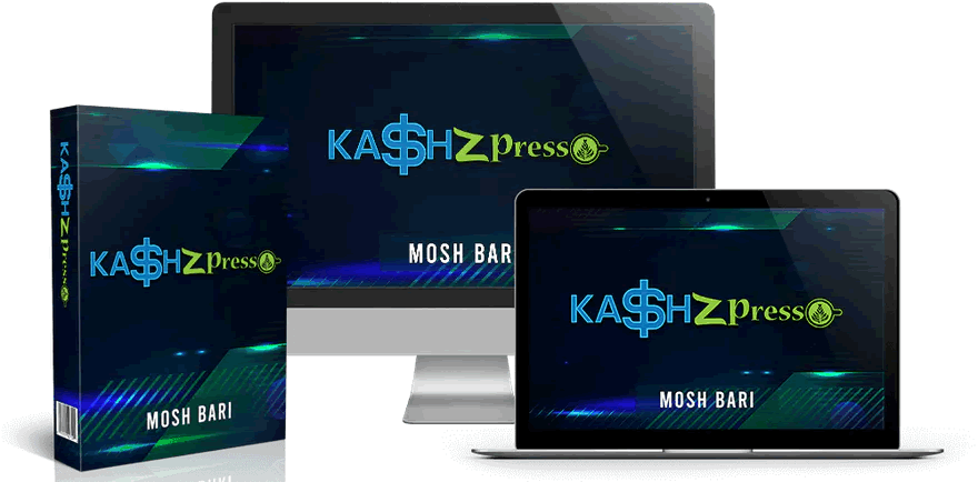 KashZpresso Flipbook Software with a Twist. Capture leads with this product.