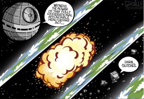 Ocare Death Star copy