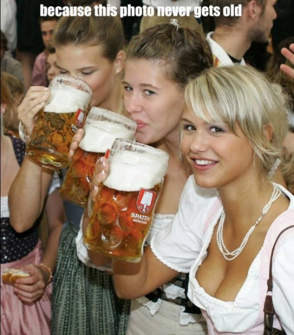 German Beer girls copy
