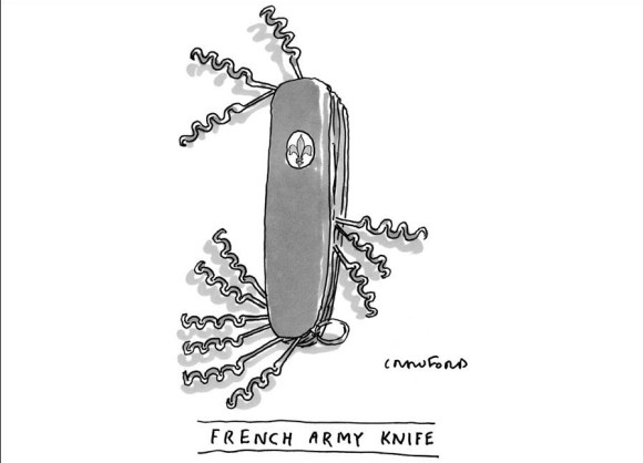 French Army Knife copy