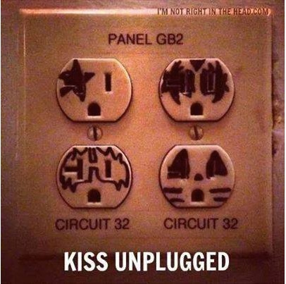 Kiss Unplugged copy