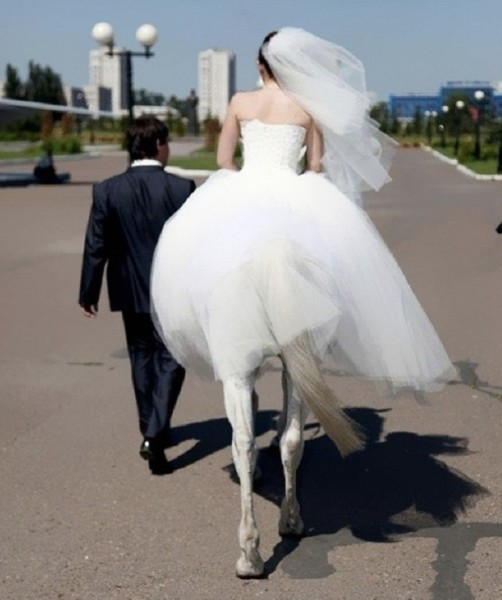 Epic Wedding Photo Fail.
