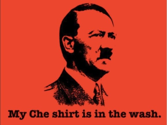 Che shirt copy