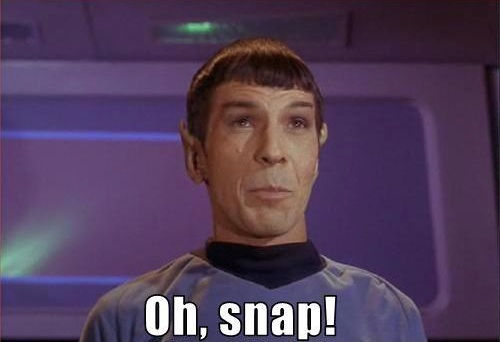 Spock Snap copy