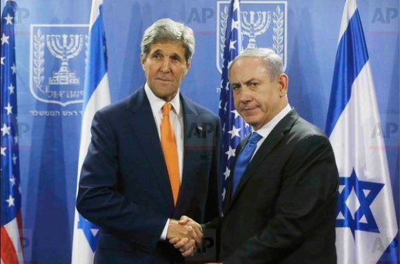 Is this not the greatest pic ever showing what the Israeli government thinks of the Obama Administration?