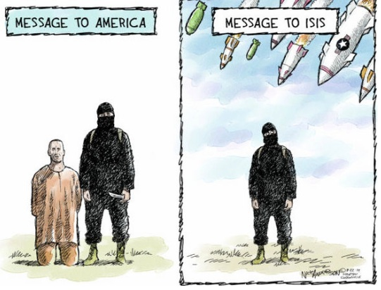 Message to ISIS copy
