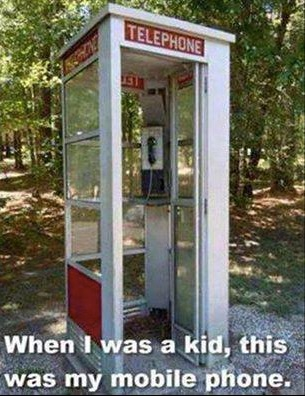 Old Mobile Phone copy