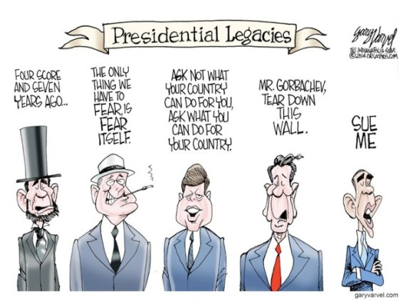 Presidential Legacies copy
